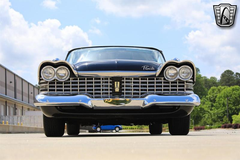 PLYMOUTH SPORT FURY