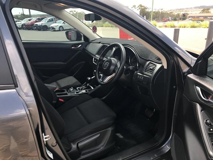 MAZDA CX-5 Maxx KE Series 2 Maxx Sport Wagon 5dr SKYACTIV-Drive 6sp i-ACTIV AWD 2.5i [Sep]