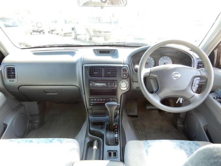 NISSAN PATHFINDER ST WX II ST Wagon 5dr Auto 4sp 4x4 3.3i [MY02]