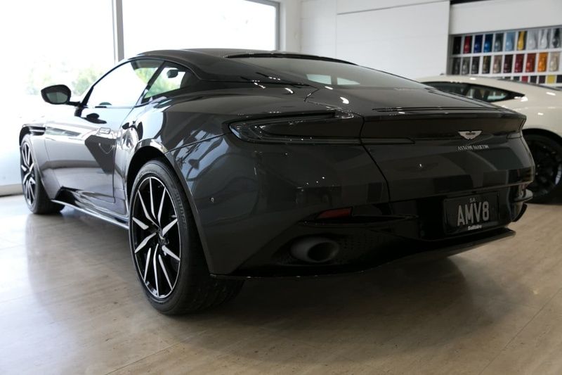 ASTON MARTIN DB11  Coupe 2dr Spts Auto 8sp 4.0TT [MY18.5]