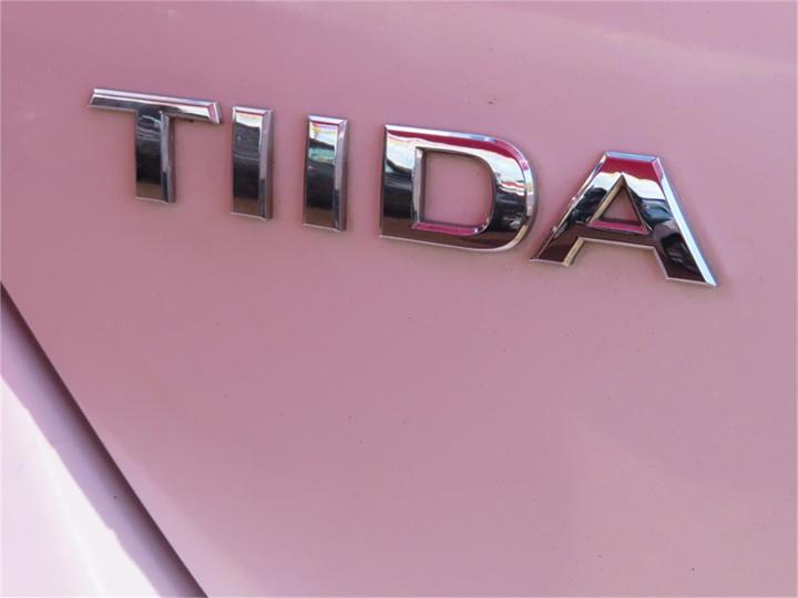 NISSAN TIIDA ST C11 S3 ST Hatchback 5dr Auto 4sp 1.8i