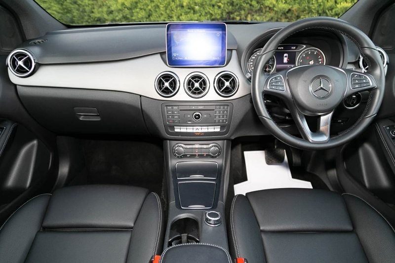 MERCEDES-BENZ B180  W246 Hatchback 5dr DCT 7sp 1.6T
