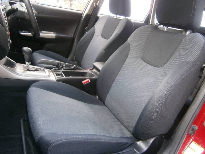 SUBARU IMPREZA R G3 R. Hatchback 5dr Spts Auto 4sp AWD 2.0i (Feb ) [MY09]