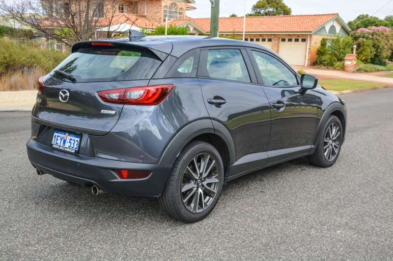 MAZDA CX-3 sTouring DK sTouring Wagon 5dr SKYACTIV-Drive 6sp 2.0i (FWD) [Jan]