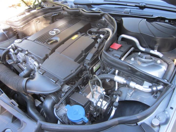 MERCEDES-BENZ C200 KOMPRESSOR Avantgarde W204 Avantgarde Sedan 4dr Spts Auto 5sp 1.8SC