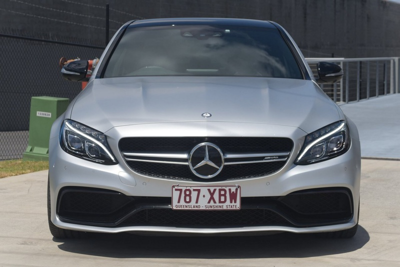 MERCEDES-BENZ C63 AMG W205 AMG S Sedan 4dr SPEEDSHIFT MCT 7sp 4.0TT [Mar]