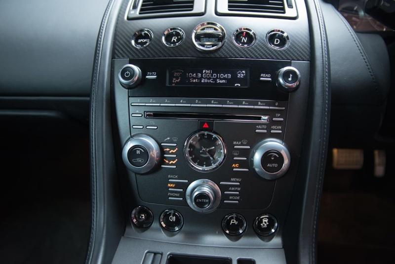 ASTON MARTIN V8 Vantage Vantage Coupe 2dr Sportshift II 7sp 4.7i [MY13]
