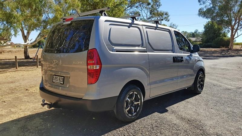 HYUNDAI ILOAD  TQ3-V Series II Van 5dr Man 5sp 2.4i [MY16]