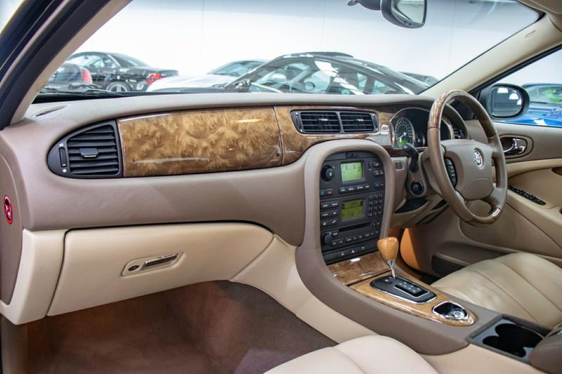 JAGUAR S-TYPE SE X204 SE Sedan 4dr Auto 6sp 3.0i
