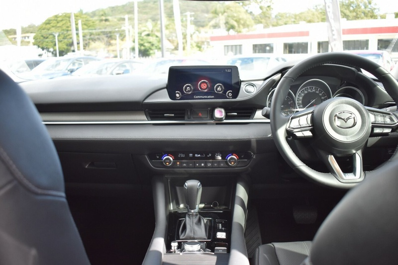 MAZDA 6 GT GL Series GT Sedan 4dr SKYACTIV-Drive 6sp 2.5i