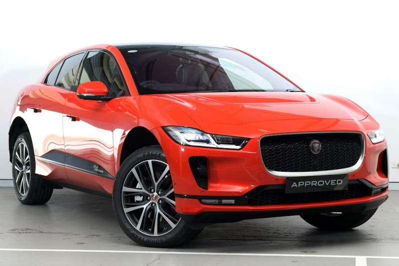 JAGUAR I-PACE EV400 X590 EV400 HSE First Edition Wagon 5dr Auto 1sp AWD 294kW [MY19]