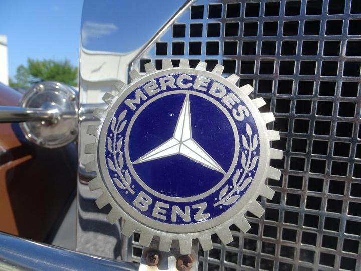 MERCEDES-BENZ GAZELLE