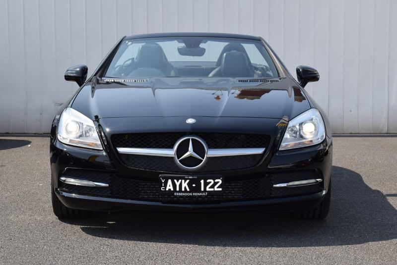 MERCEDES-BENZ SLK200 BlueEFFICIENCY R172 BlueEFFICIENCY Roadster 2dr 7G-TRONIC + 7sp 1.8T [Jul]