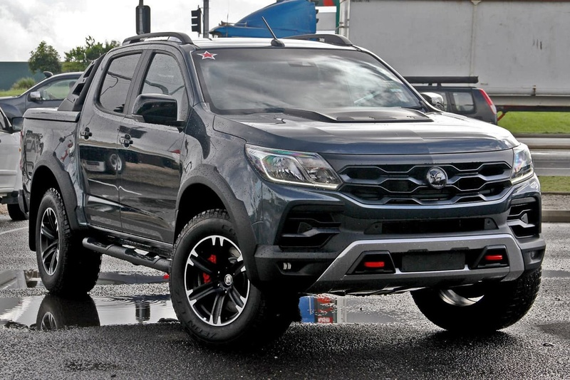 HOLDEN SPECIAL VEHICLES COLORADO SportsCat RG SportsCat Pickup Crew Cab 4dr Spts Auto 6sp 4x4 2.8DT (5yr warranty) [MY19]