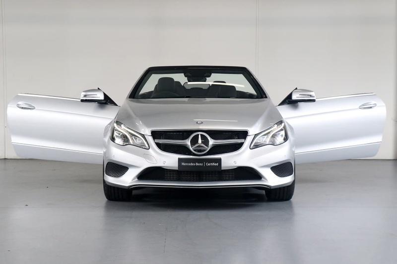 MERCEDES-BENZ E250  A207 Cabriolet 2dr 7G-TRONIC + 7sp 2.0T