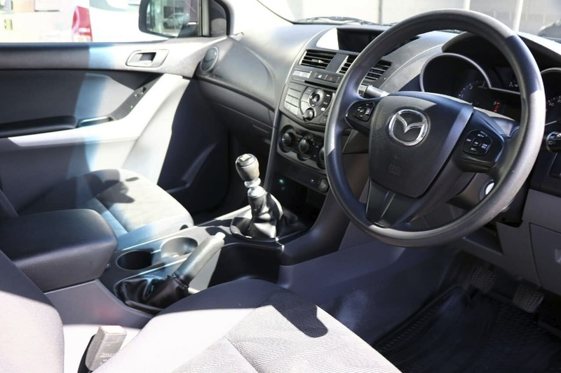2014 Mazda Bt 50 Xt Freestyle Manual Up Xt Cab Chassis