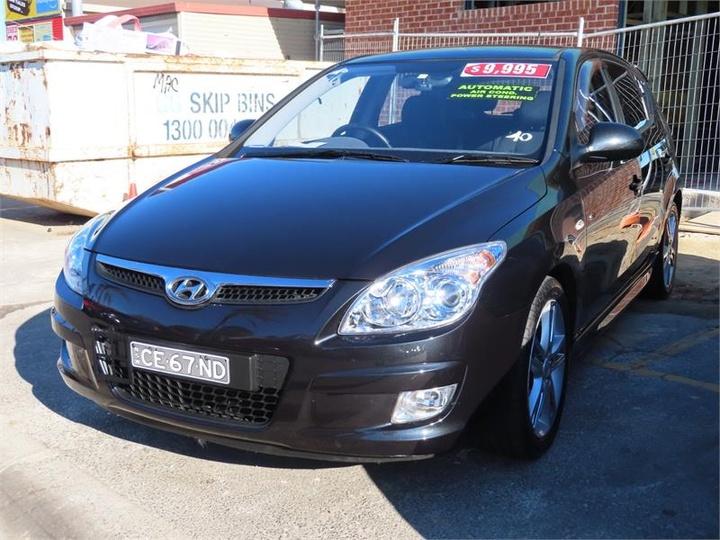 HYUNDAI I30 SR FD SR Hatchback 5dr Auto 4sp 2.0i [MY09]