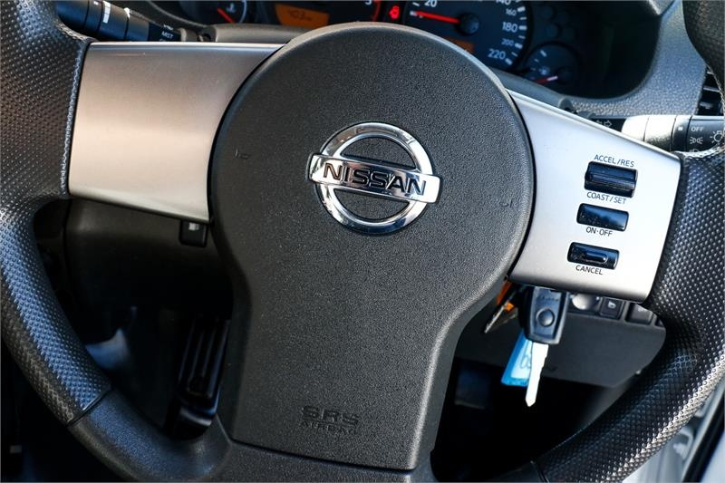 NISSAN NAVARA RX D40 Series 7 RX Utility Dual Cab 4dr Man 6sp 4x2 2.5DT