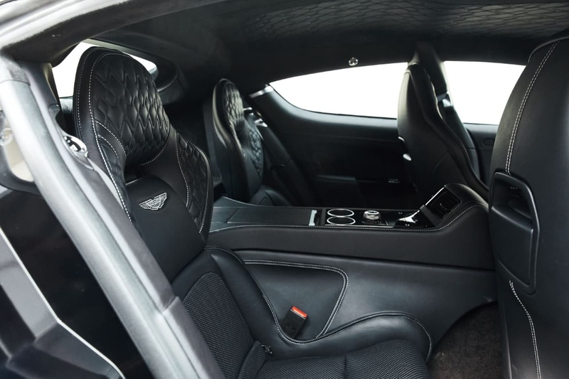 ASTON MARTIN RAPIDE S S Coupe 5dr SA 8sp 5.9i [MY18]