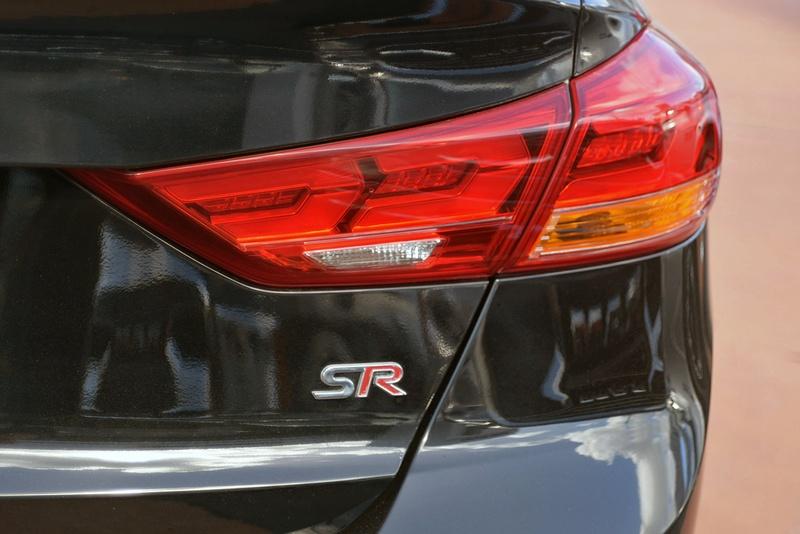 HYUNDAI ELANTRA SR AD SR Turbo Sedan 4dr Man 6sp 1.6T [MY17]