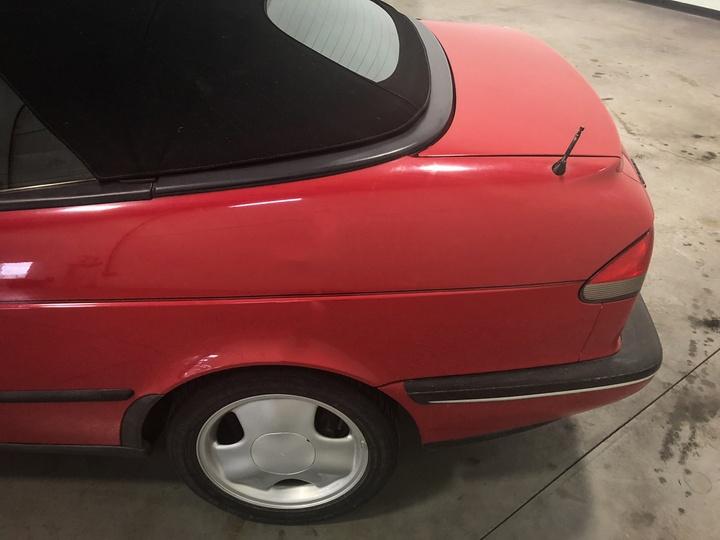 SAAB 900 SE