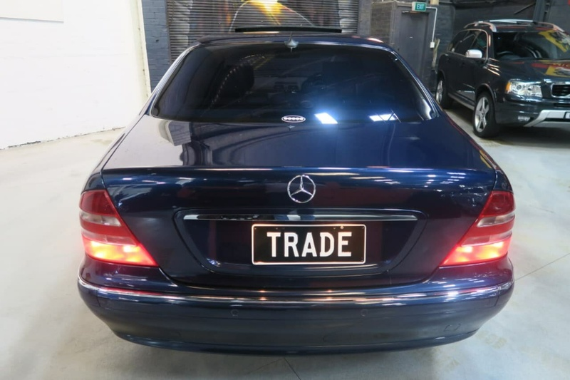 MERCEDES-BENZ S500  V220 Sedan L 4dr Auto 5sp 5.0i [Apr]
