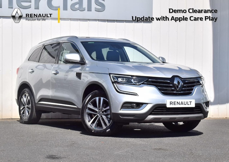 2018 Renault Koleos Intens Constantly Variable Transmission