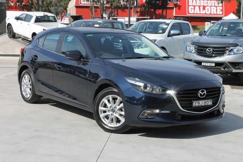 MAZDA 3 Touring BN Series Touring Hatchback 5dr SKYACTIV-MT 6sp 2.0i (5yr warranty) [Aug]