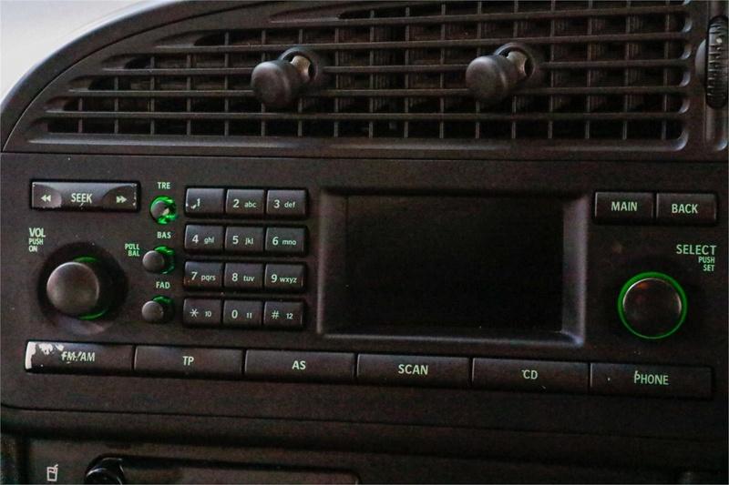SAAB 9-3 Aero 440 Aero Sport Sedan 4dr Spts Auto 5sp 2.0T [MY05]