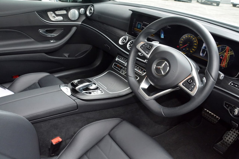MERCEDES-BENZ E300  A238 Cabriolet 2dr 9G-TRONIC PLUS 9sp 2.0T