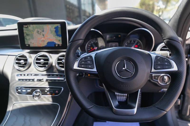 MERCEDES-BENZ C300  S205 Estate 5dr 9G-TRONIC 9sp 2.0T