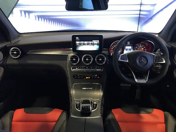 MERCEDES-BENZ GLC63 AMG X253 AMG S Wagon 5dr SPEEDSHIFT MCT 9sp 4MATIC+ 4.0TT