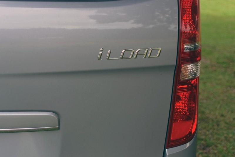 HYUNDAI ILOAD  TQ3-V Series II Van Crew Cab 6st 5dr Auto 5sp 2.5DT (Oct) [MY16]