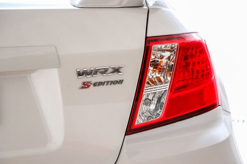 SUBARU IMPREZA WRX G3 WRX. Sedan 4dr Man 5sp AWD 2.5T [MY13]