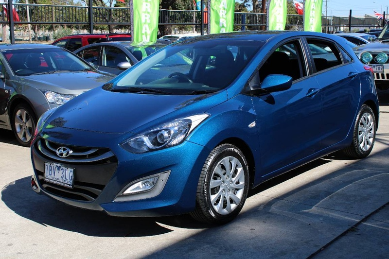 HYUNDAI I30 Active GD2 Active Hatchback 5dr Spts Auto 6sp 1.8i [MY14]