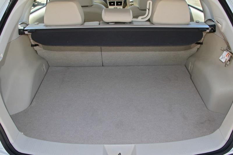 SUBARU IMPREZA RX G3 RX. Hatchback 5dr Spts Auto 4sp AWD 2.0i [MY08]