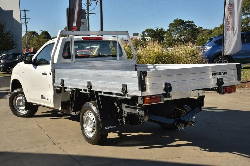 NISSAN NAVARA DX D23 Series 3 DX Cab Chassis Single Cab 2dr Man 6sp 4x4 2.3DT