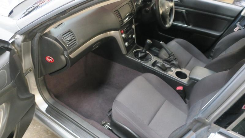 SUBARU LIBERTY  4GEN. Wagon 5dr Man 5sp D/Range AWD 2.5i [MY07]