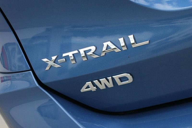 NISSAN X-TRAIL TS T32 Series II TS Wagon 5dr X-tronic 7sp 4WD 2.0DT