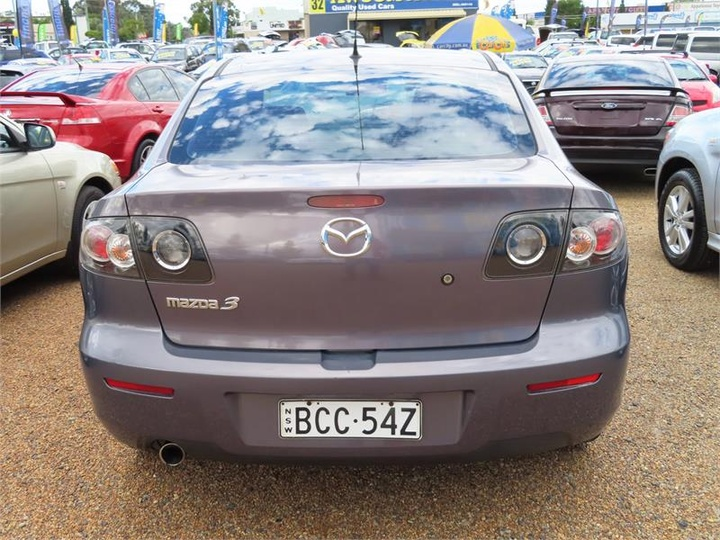 MAZDA 3 Neo BK Series 2 Neo Hatchback 5dr Man 5sp 2.0i [Jul]