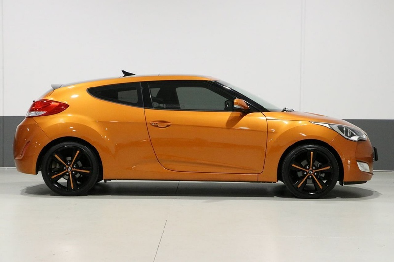 HYUNDAI VELOSTER + FS3 + Coupe 4dr Man 6sp 1.6i