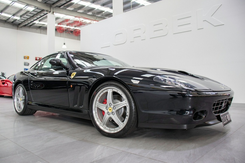 FERRARI 575M F1 F1 Coupe 2dr Seq. Mac 6sp 5.7i [Jun]