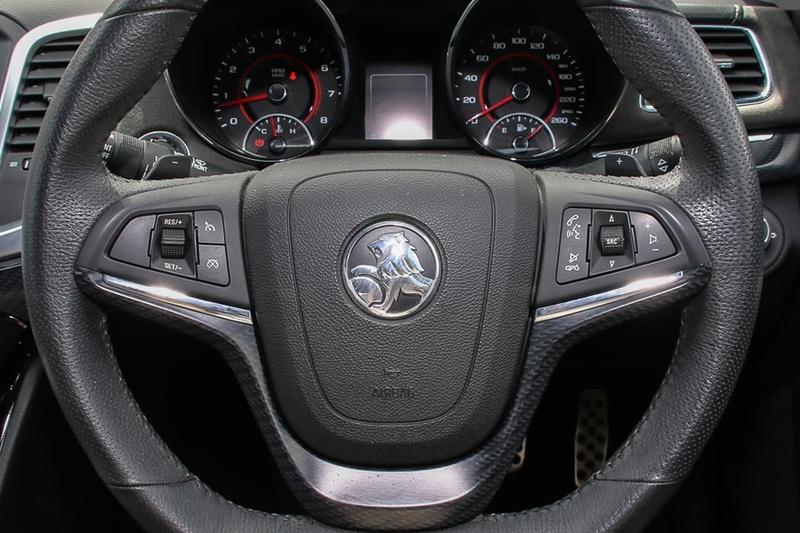 HOLDEN COMMODORE SS V VF Series II SS V Sportwagon 5dr Spts Auto 6sp 6.2i [MY16]
