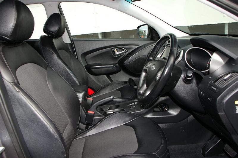 HYUNDAI IX35 Elite Series II Elite Wagon 5dr Spts Auto 6sp 2.0i