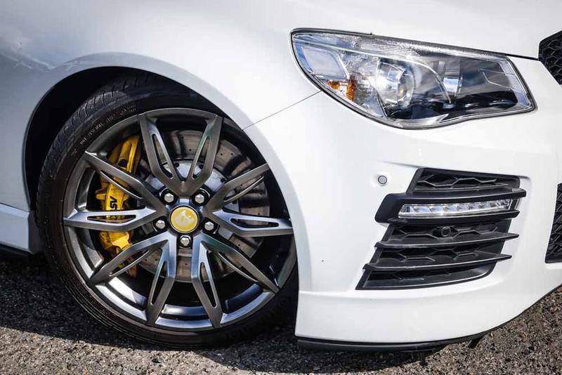 HOLDEN SPECIAL VEHICLES GTS  GEN-F2 Sedan 4dr Spts Auto 6sp 6.2SC [MY16]
