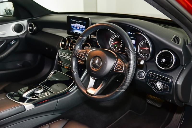 MERCEDES-BENZ C250 Elegance W204 Elegance Estate 5dr 7G-TRONIC + 7sp 1.8T