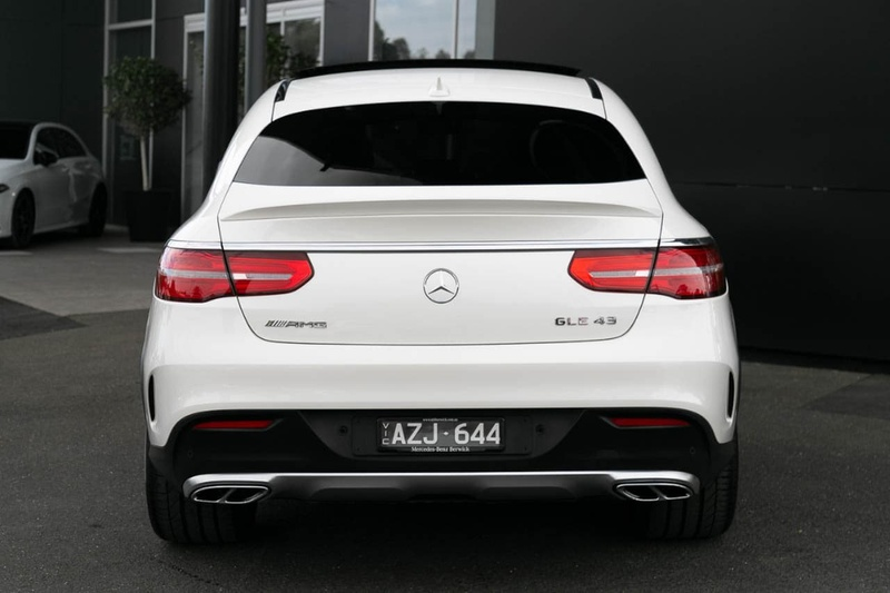 MERCEDES-BENZ GLE43 AMG C292 AMG Coupe 5dr 9G-TRONIC 9sp 4MATIC 3.0TT [Jan]