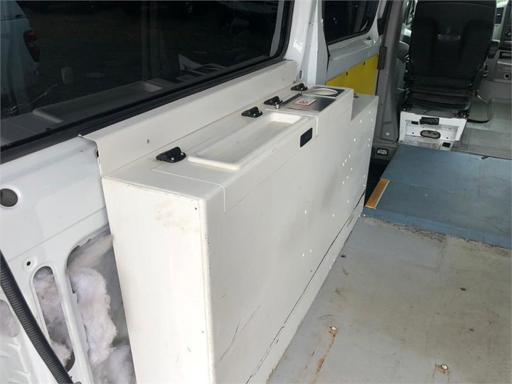 MERCEDES-BENZ SPRINTER 315CDI NCV3 315CDI ELWB Van High Roof 4dr Auto 5sp 2.1DT [MY08]