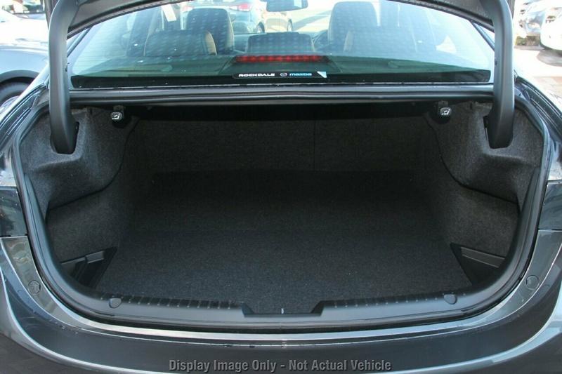 MAZDA 6 GT GL Series GT Sedan 4dr SKYACTIV-Drive 6sp 2.5T