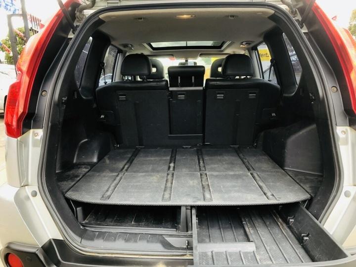 NISSAN X-TRAIL TL T31 TL Wagon 5dr Spts Auto 6sp 4x4 2.0DT